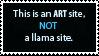 Llama llama llama by FoxBiscuits