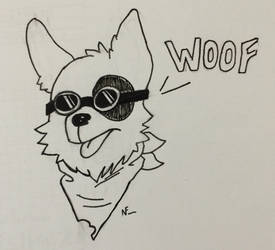 Woof by nukefox1