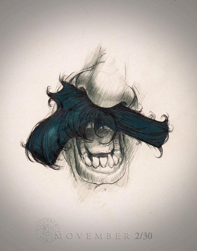 Movember Handgun 2/30 by PeterFarmer