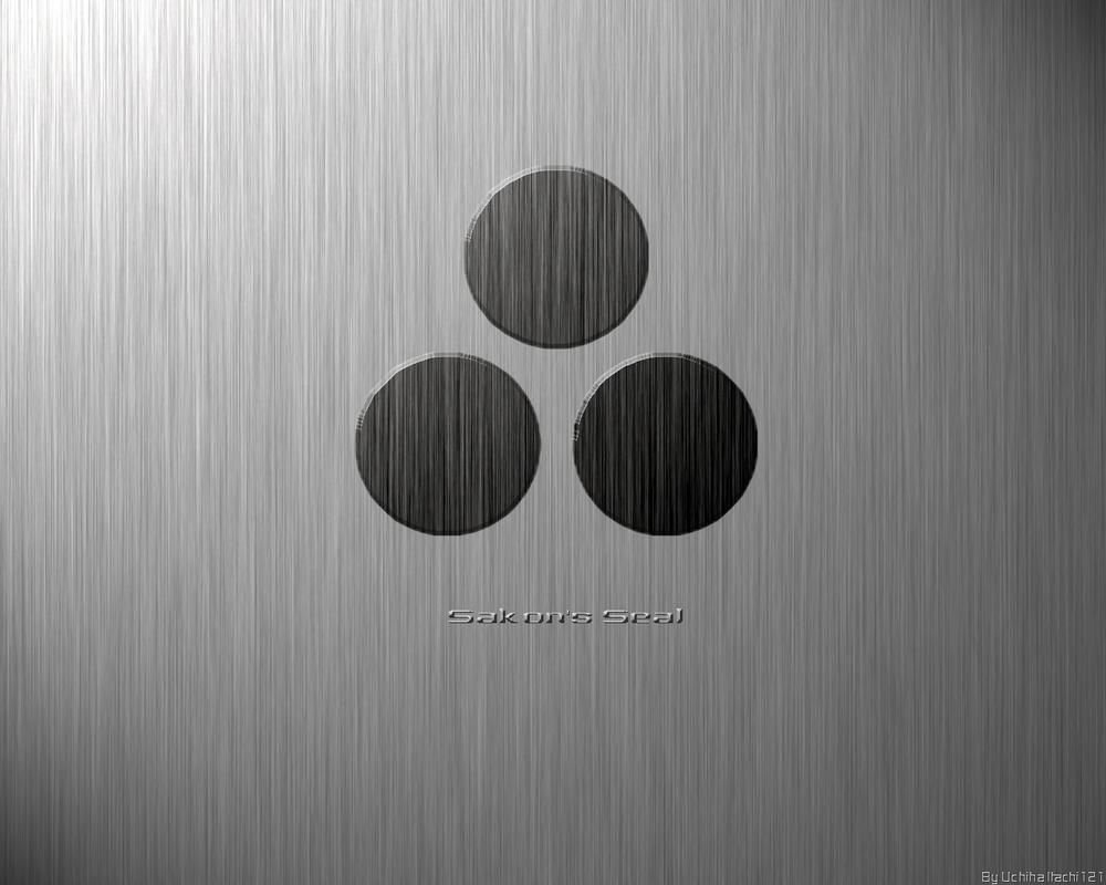 Stainless steel sakon seal by uchihaitachi on deviantart