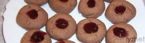Vişneli kurabiye