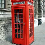 İlk telefon kulübesi