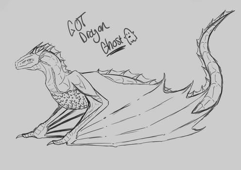 GOT dragon ghost