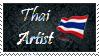Thai Artist by Cartercho
