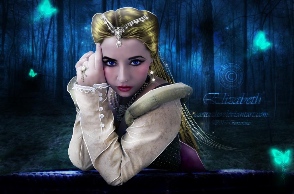 Elizabeth by Cartercho