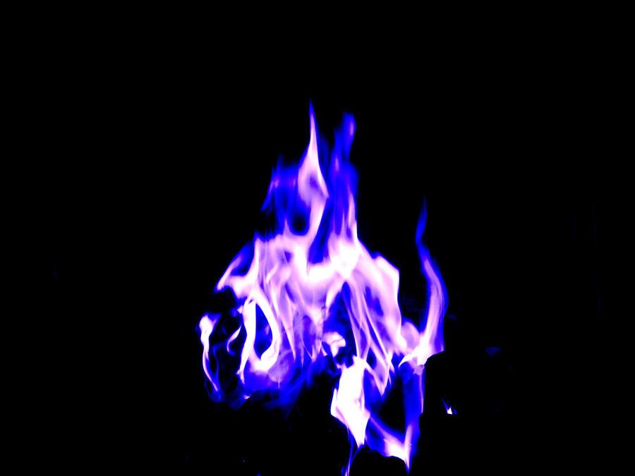 Blue Fire by HUNTER116Blue Fire A