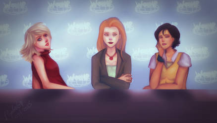Totally Spies - Bosses