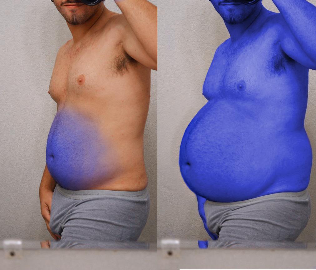 Belly Ekspansion morphs - Mega Porno Pics-8421