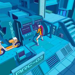 Xhyle - zero - arcade by utria