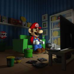 Mario Room by utria