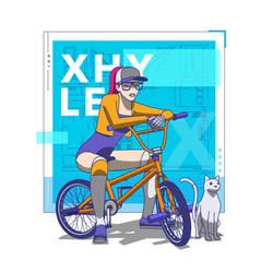 Xhyle Bike 01