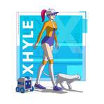 Xhyle Bike 03 by utria