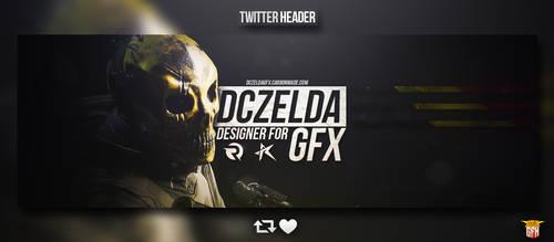 banner for my own twitter (@dczelda_gfx)