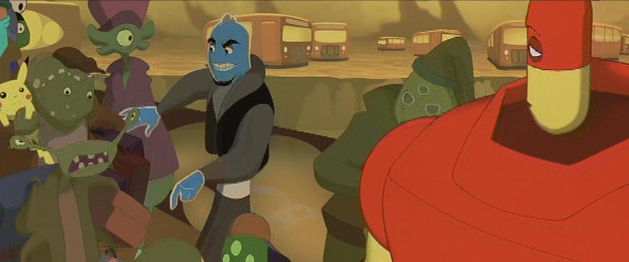 Osmosis Jones Wallpaper Pikachu in Osmosis Jones by