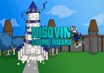 Nisovin's Youtube Banner Redraw by TanyaTanypoo