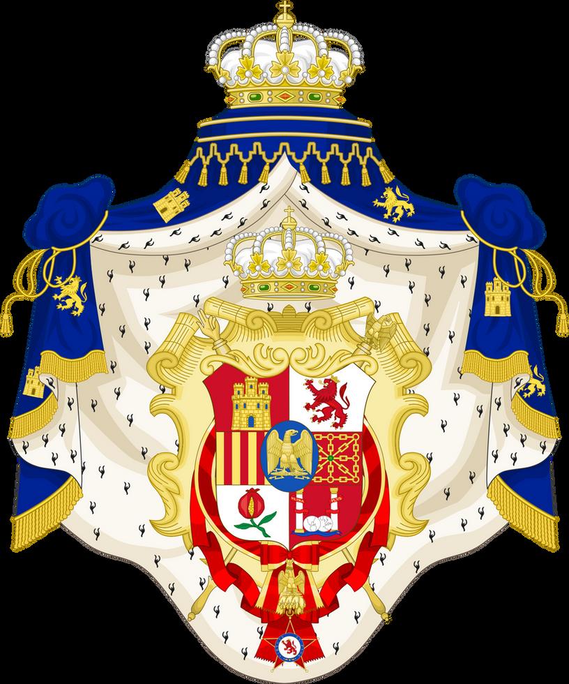 Escudo del Rey de Espania Jose I Bonaparte by osedu
