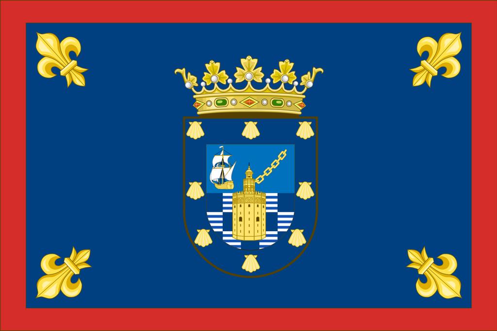 Pendon del Reino de Nuevo Santander by osedu