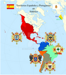Spanish and Portuguese Territories