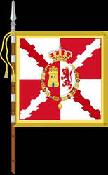 Guidon of the Viceroy of New Spain