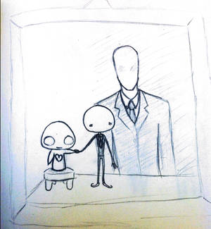 Slender Family Portrait