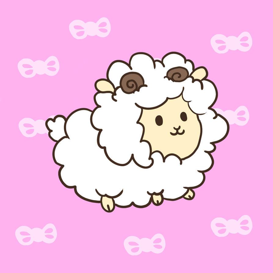 Sheep by PinkiePieZ