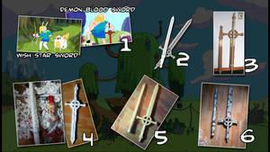 Adventure Time: Swords (WIP)