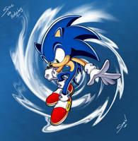 Sonic by SoerW