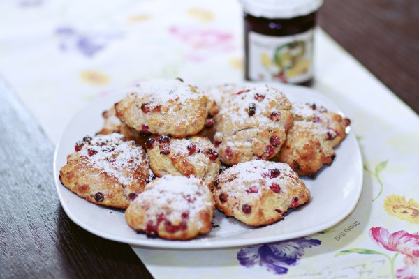 Redcurrant Scones 2 by Freacore