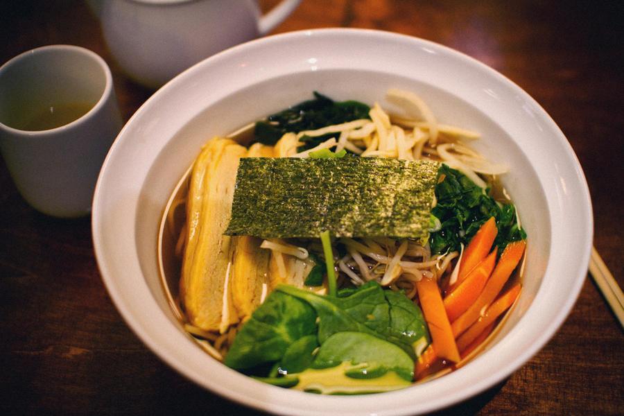 Miso Ramen by Freacore