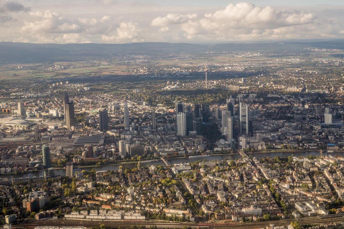 Frankfurt by Freacore