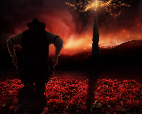 The Red Fields of None