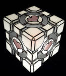 Companion Cube Corner