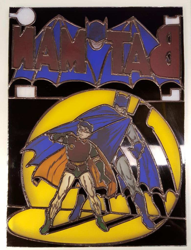 Batman No. 9 Back View by DarkeVitrum