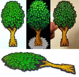 Stardew Valley Pixel Experiment 2 by DarkeVitrum