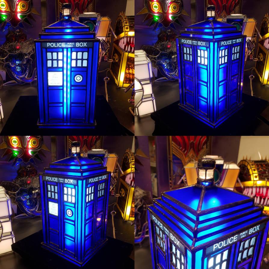 Tardis Lamp Mk 8