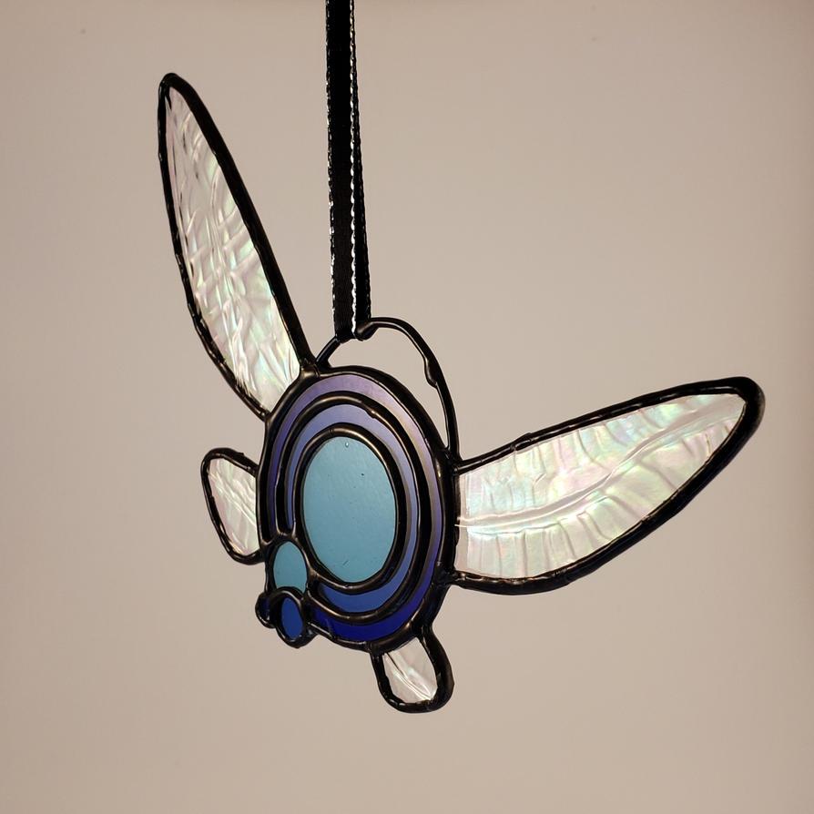 Stained Glass Navi by DarkeVitrum
