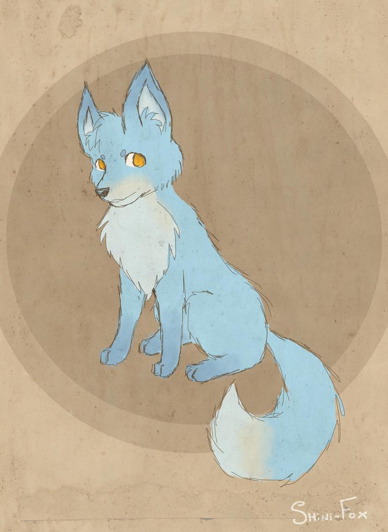 Azzurro by Shini-Fox