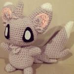 Minccino (Crochet)