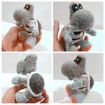Dry Bones (Crochet)