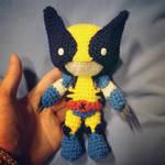 Wolverine (Crochet)
