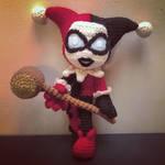 Harley Quinn (Crochet)