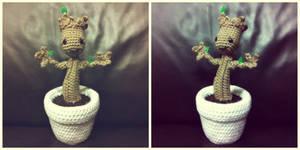 Baby Groot (Crochet)