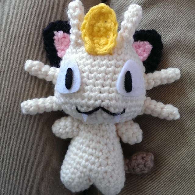 Nerdigurumi - Free Amigurumi Crochet Patterns with love for the ... | 640x640