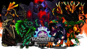 MonsterMMORPG Poster