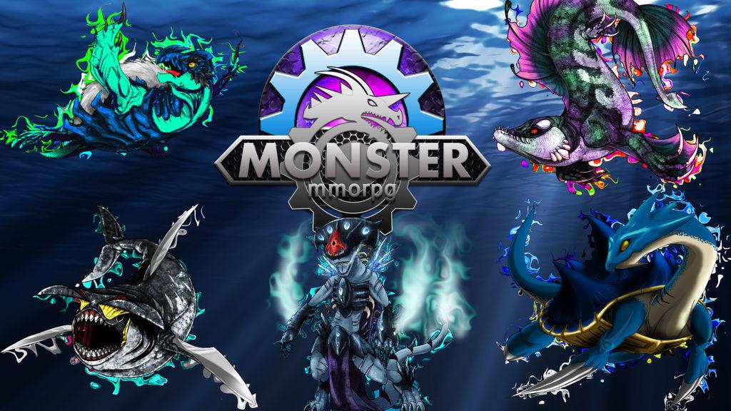 Monster MMORPG Poster