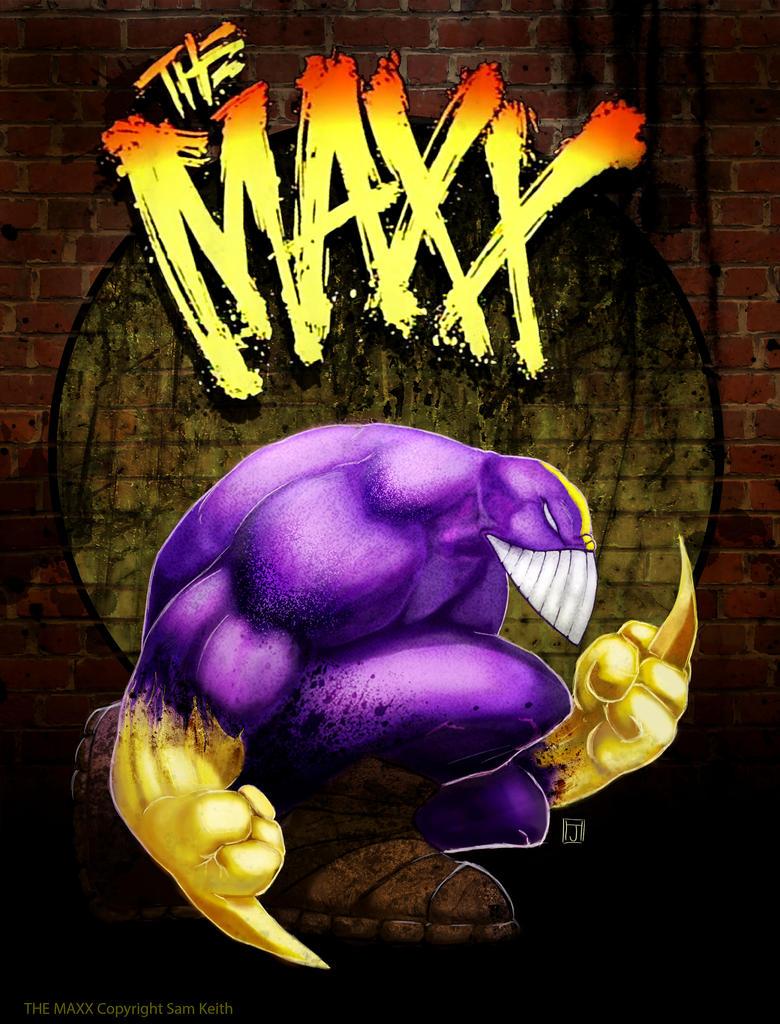 The Maxx by ArtofJeffHebert