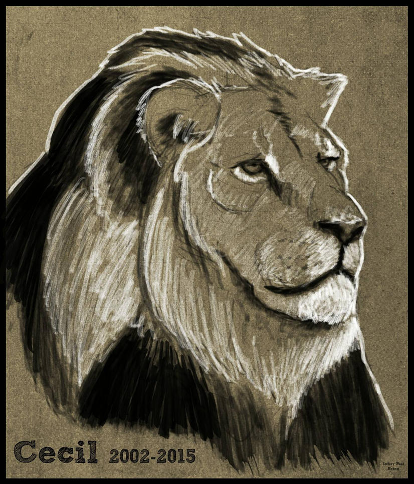 Cecil by ArtofJefferyHebert