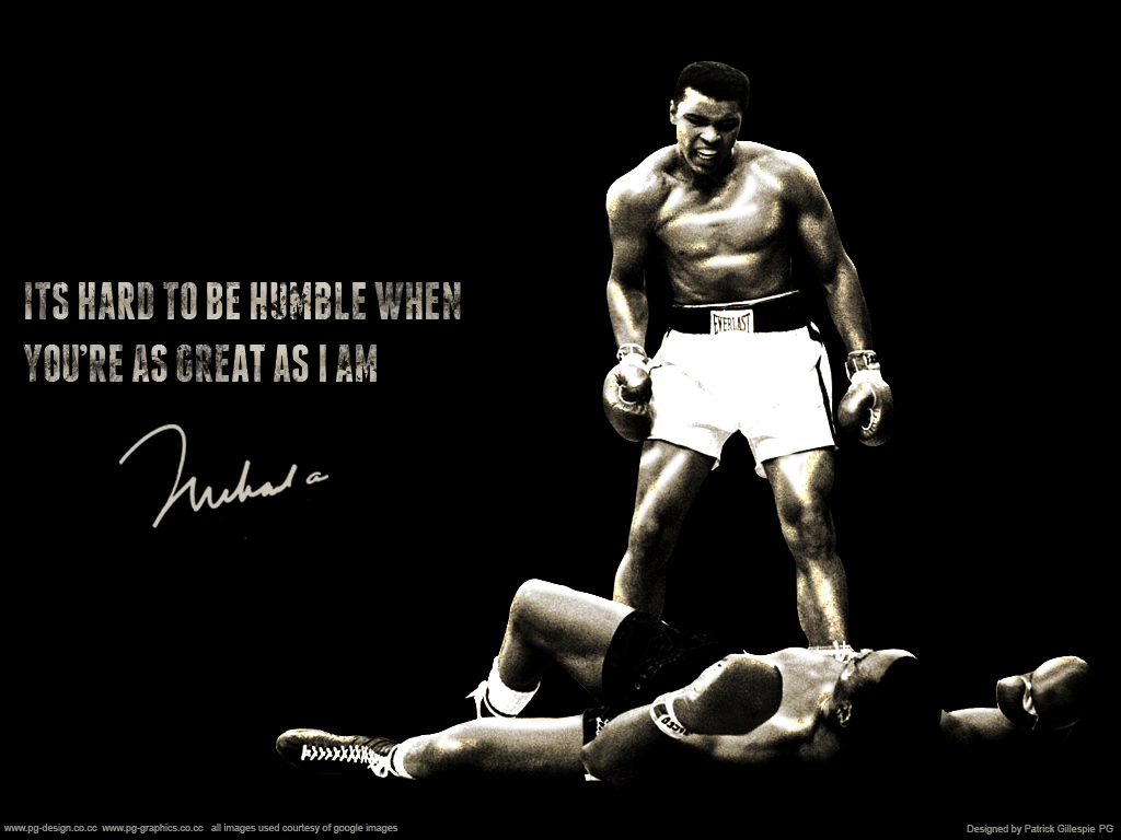 Muhammad Ali 'Hard to ...