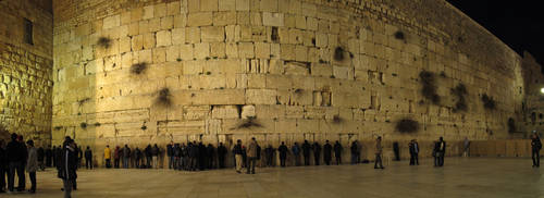 Back To The Kotel