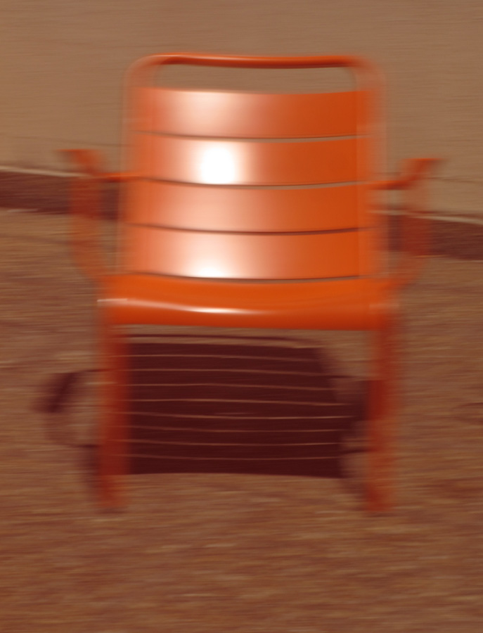 Red Chair by FiLH